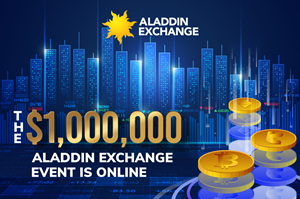 Aladdin Exchange Launched Its $1M Simulation Trading Event