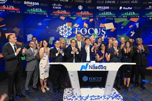 Focus Financial Partners Inc. Rings The Nasdaq Stock Market Opening Bell