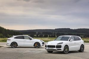 Porsche presents the 2020 Cayenne Turbo S E-Hybrid and 2020 Cayenne