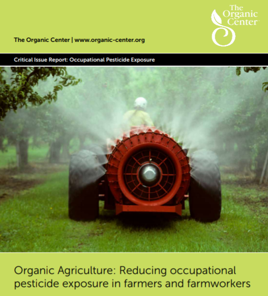 Farmworkers at risk from chemicals but organic can help