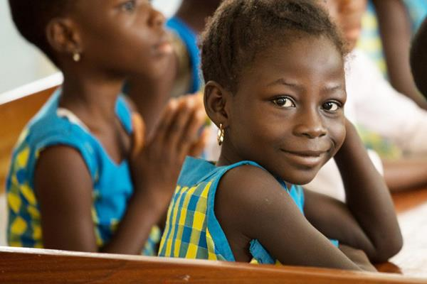 In Ghana's underserved coastal communities, Challenging Heights is dedicated to ending child trafficking and advancing children's rights. © Challenging Heights