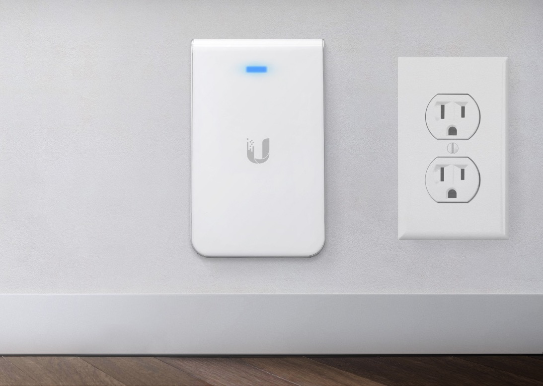 Ethernet Wall Jack Wiring Point Schematic Diagrams Poin Ubiquiti Networks Launches Unifi Ac In 802 11ac Wi Fi Access Cat5 Plate