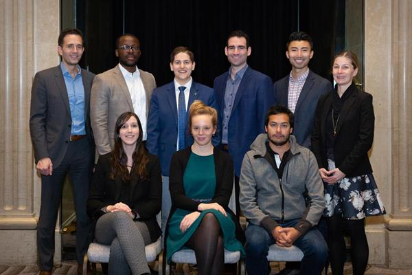 CPA Ontario Emerging Leader Award Event Photo