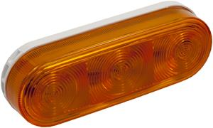 LumenX® 320/321 Series Amber Lights