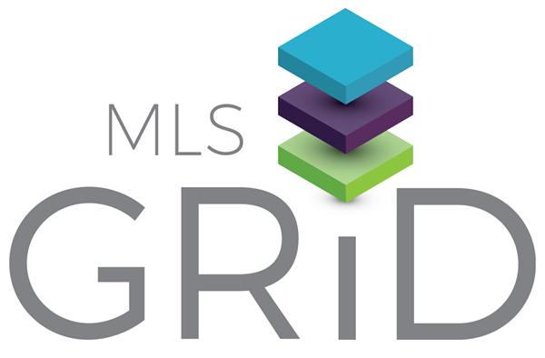The MLS Grid logo.