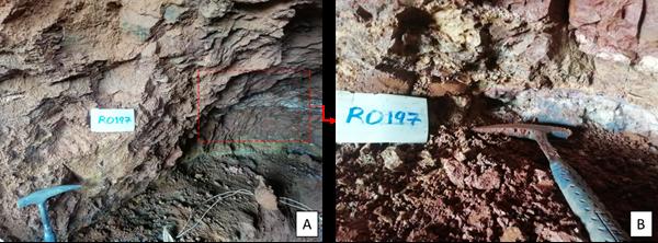 Sampling point RO-0197