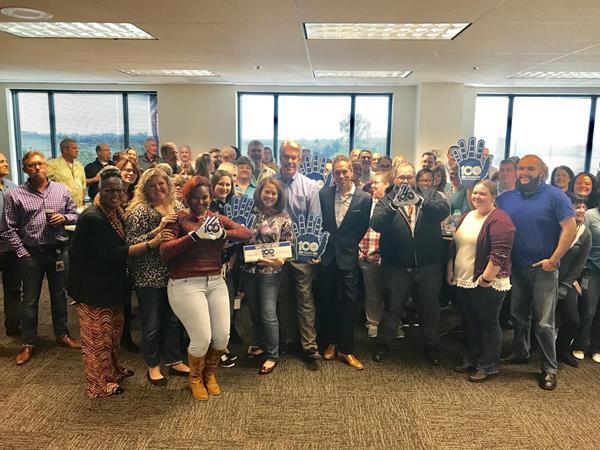 UW Leadership Kickoff Reception 2017