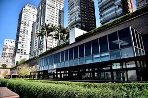 Shopping Cidade Jardim in Sao Paulo