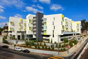 linc housing opens intergenerational affordable housing community in