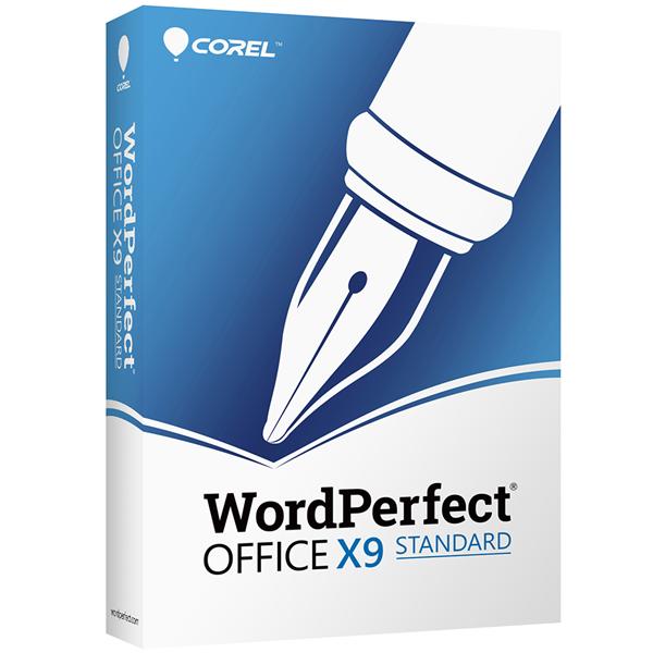 WordPerfect Office X9 Standard