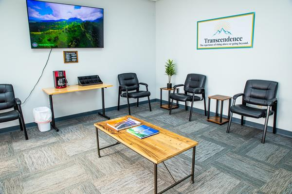 Transcendence Treatment Center opens its doors with the hopes to make a positive impact on those addicted to drugs and alcohol.