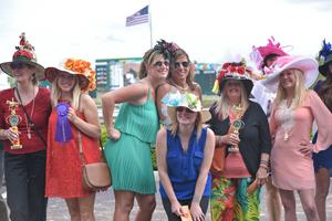 Belterra Park Gaming's annual Derby Hat Contest