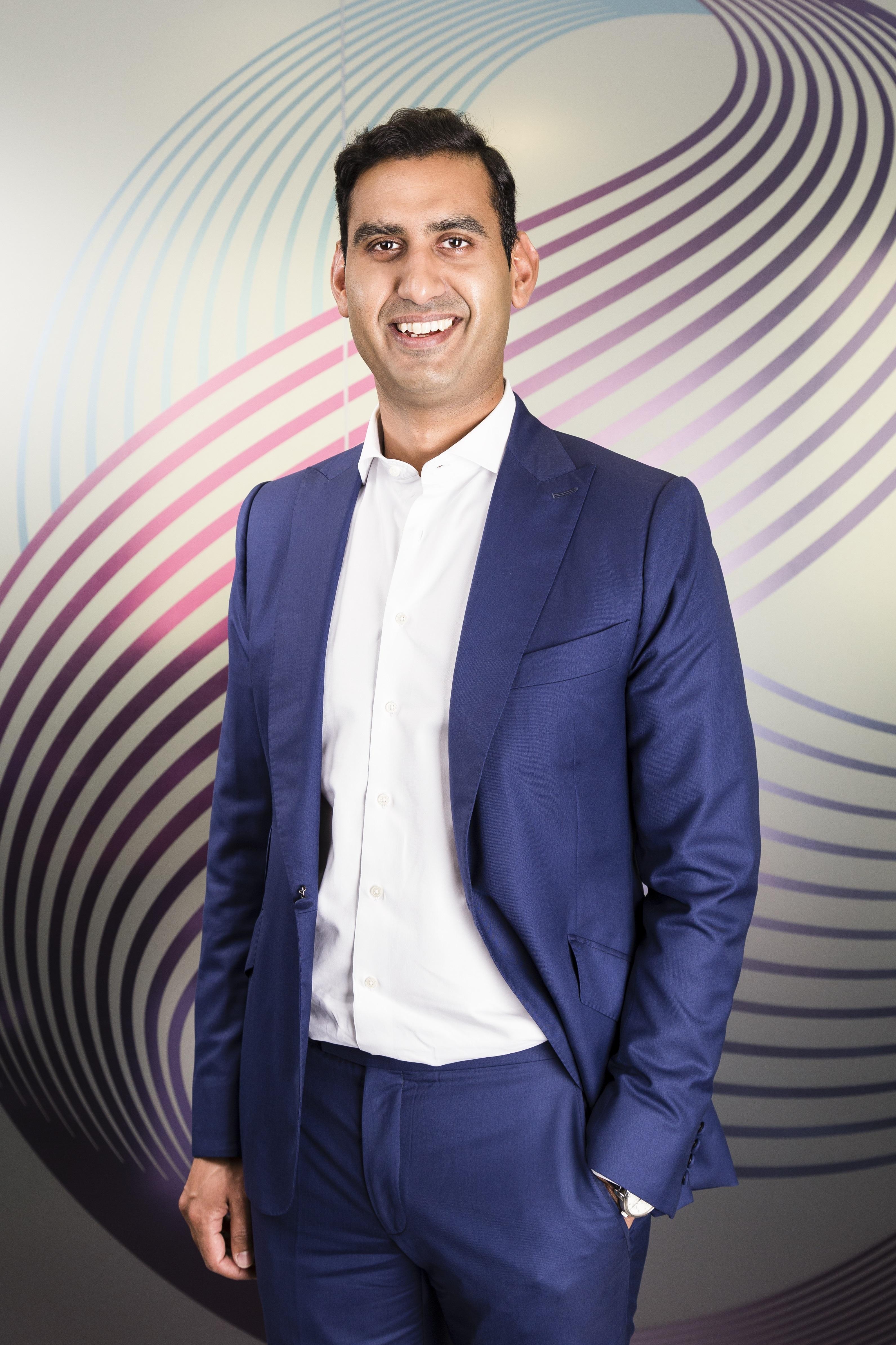Shuja Khan, Chief Commercial Officer