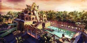 Atlantis Sanya Rendering #1
