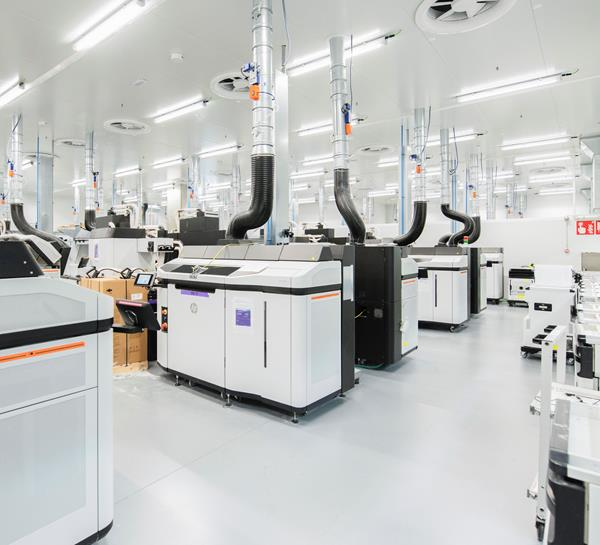 3DP & Digital Manufacturing Center of Excellence