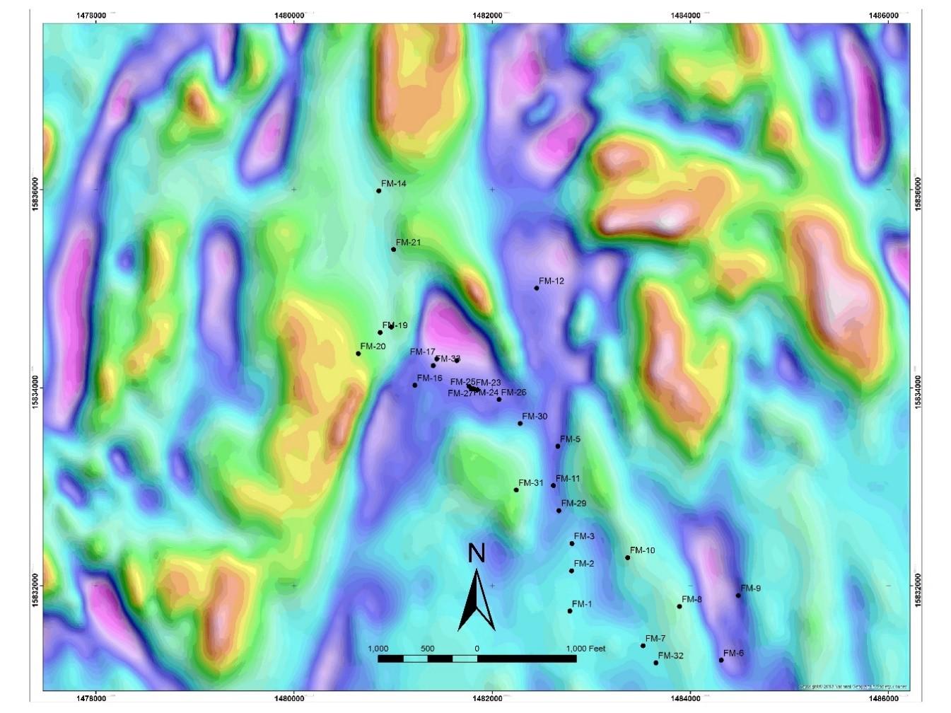 Mag and Radiometric survey