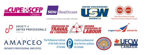 Coalition of Unions 10