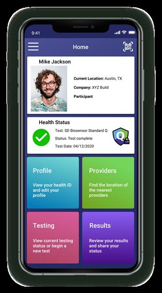 QDX HealthID App