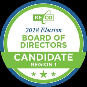 RECO 2018 Board of Directors Election, Region-1