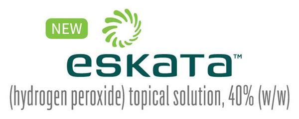 ESKATA™ (hydrogen peroxide) topical solution, 40%