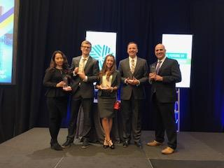 The Jacksonville University CFA team will represent North and South America in a global competition on April 27 in Kuala Lumpur, Malaysia