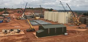 Picture 1: Construction of Processing Plant.jpg