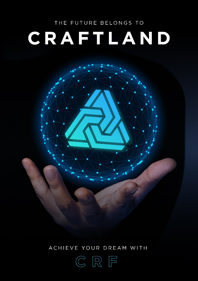 CraftLand Announces the Launch of its Platform, Recycling Altcoins to Help Investors 1