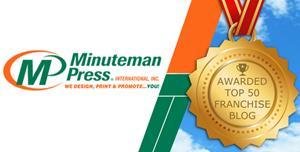 Minuteman Press Franchise Review - Top 50 Franchise Blogs