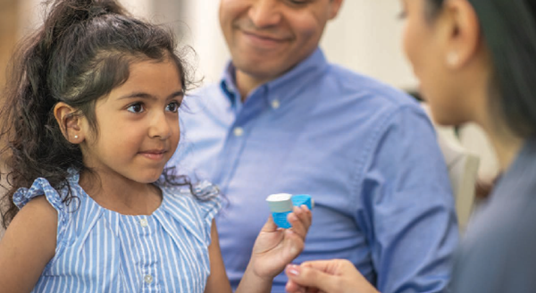 Black and Hispanic Americans continue to have the highest rates of asthma. Hispanics of Puerto Rican descent have the highest rates of asthma compared to any other racial or ethnic group in the United States.