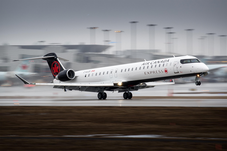 CRJ900 AIR CANADA EXPRESS