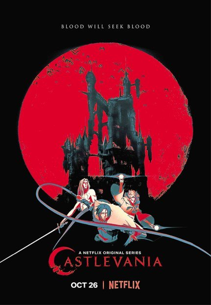 WOW! Unlimited Media's Castlevania