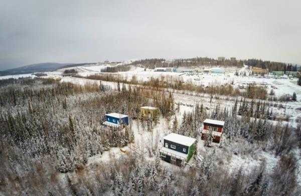 NREL expands collaboration with Cold Climate Housing Research Center in Fairbanks, Alaska.