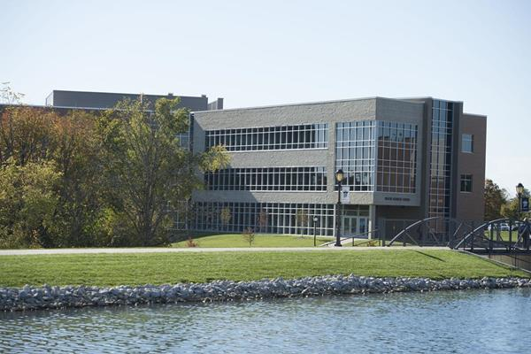 The Pharmacy Innovation Center at Cedarville University is located in the Health Sciences Center on campus.