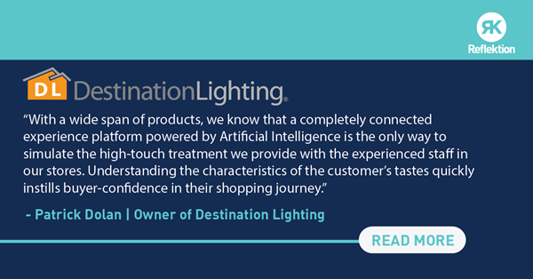 Leading Retailers Rely on Reflektion to Fuel 66% Increased Revenue Growth
