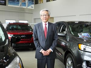 Dick Lau, Wood Automotive Group, Chief Operating Officer