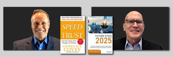 Bestselling Author Stephen M.R. Covey to Present at HMG Strategy's CIO & CISO Summits