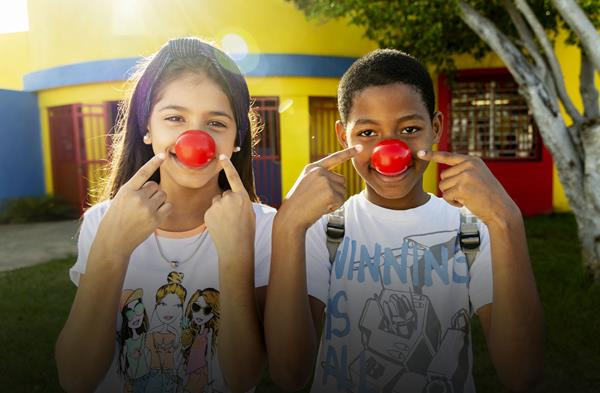 Red Nose Day has positively impacted nearly 25 million children across the U.S. and around the world.