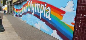 Respect and Love Olympia