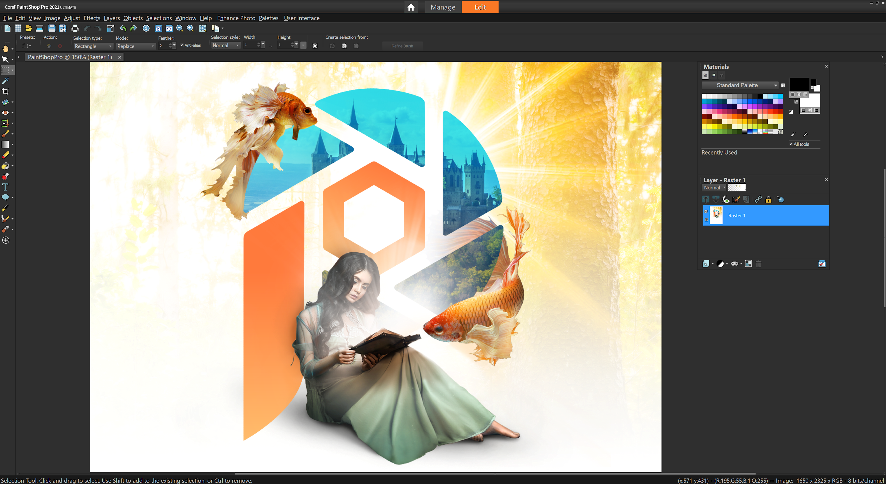 PaintShop Pro 2021 Puts the Focus on Creativity: Time-Saving AI Helps Photographers Achieve Previously Unattainable Results