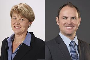 New AHAC members Anne Wilson and David Paull