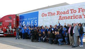 Smithfield Foods Helping Hungry Homes – Memphis, TN