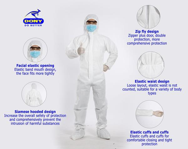 Dony Compression Suit