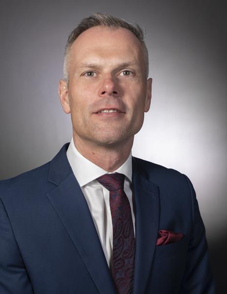 Nick Batten, Vice President of Specialty Property