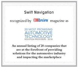 CIO Review Most Promising Automotive Technology Solution Providers