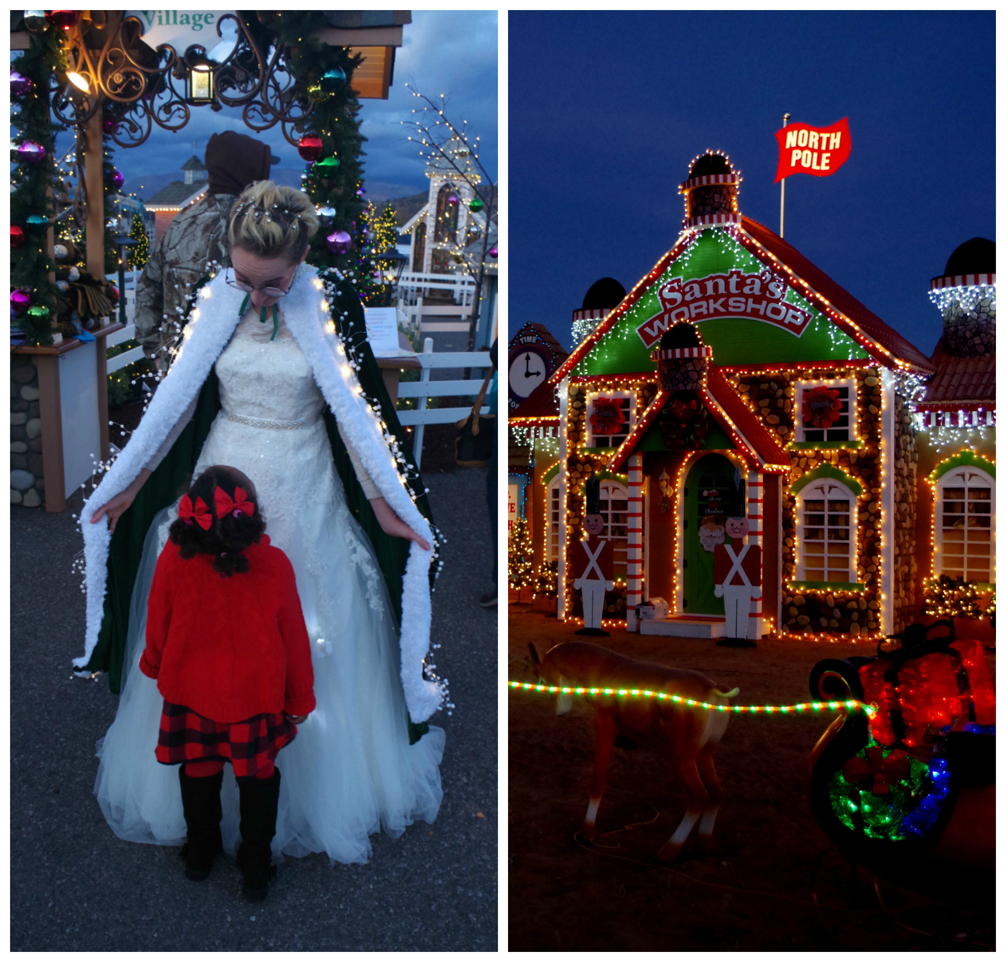 verde canyon rr magical christmas journey