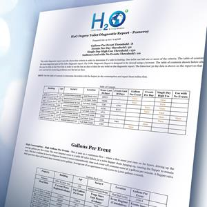 H2O Degree Introduces Advanced Cloud-Based Leak-Detection