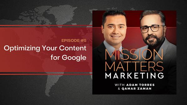 International SEO Consultant Qamar Zaman Teaches Marketing Masterclass