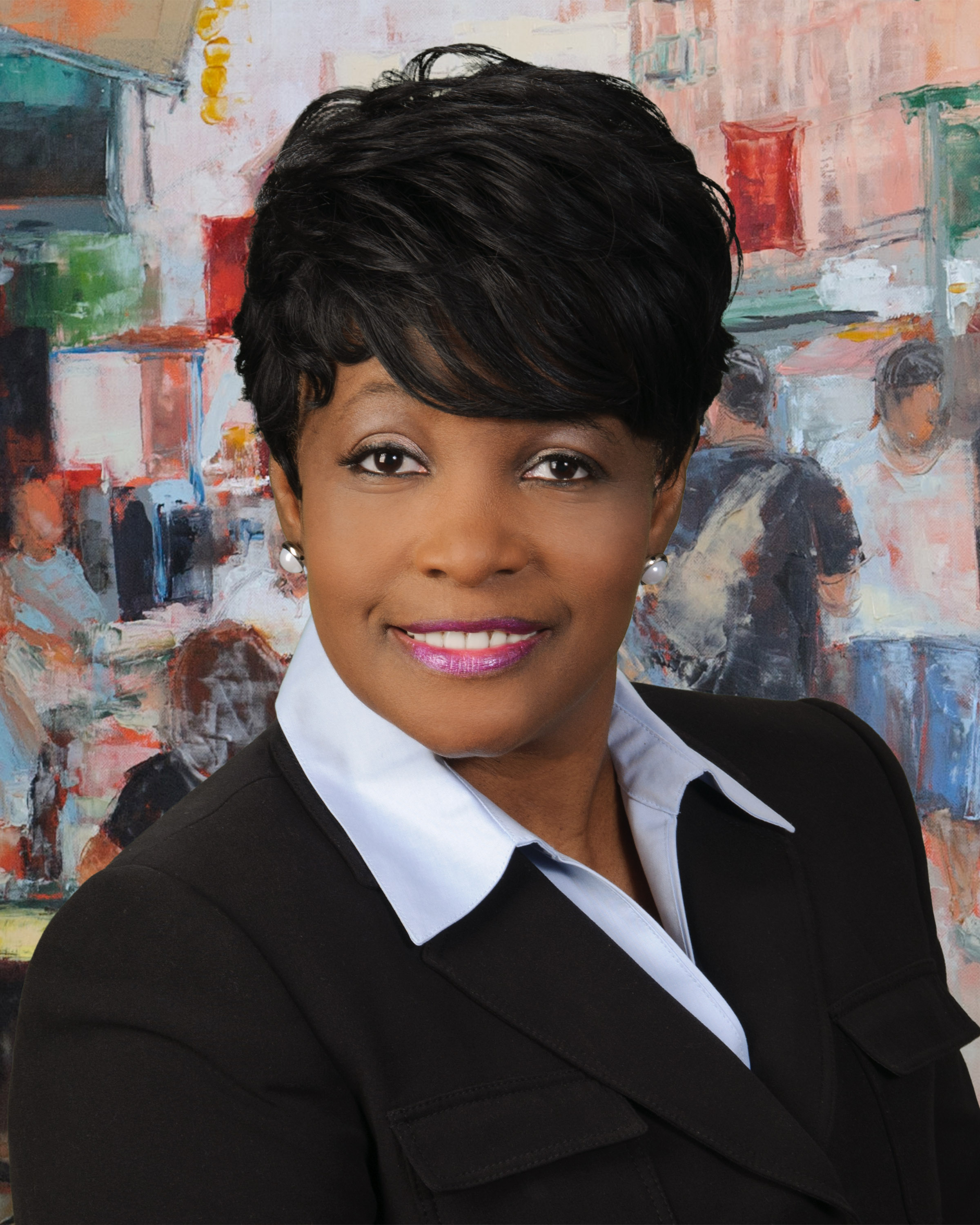 Daphne Johnson-Smith, Assistant Vice President, Community Development Officer Atlantic Capital Bank