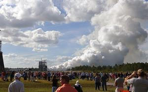 Aerojet Rocketdyne RS-25 Second Engine Test