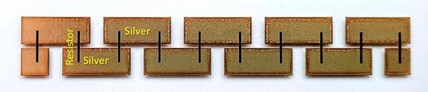 PV Nano Cell Announces the Development of New Carbon-based Ink and Printing of Embedded Resistors and Capacitors for Customers